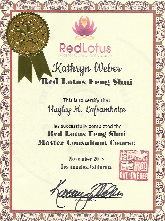 feng-shui-certificate